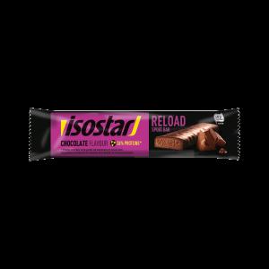 Isostar Reload Sport Bar Chocolate 40g