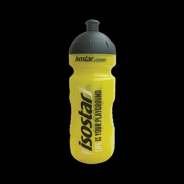 Бутылочка 650мл желтая